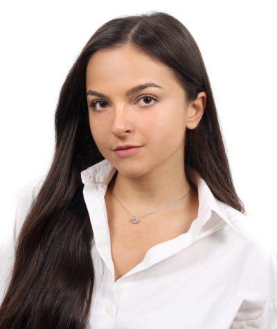 Alexandra Milenkova, Legal Advisor